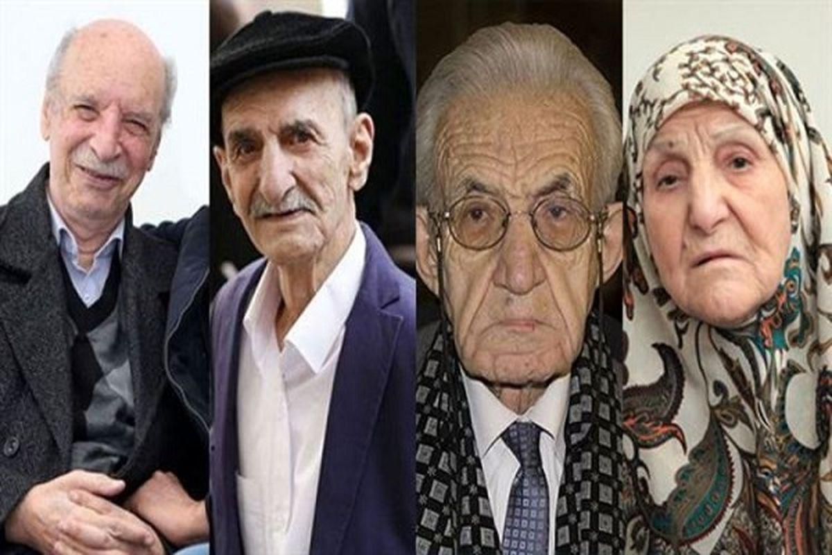 پیرترین بازیگر سینمای ایران کیست؟
