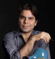 بیوگرافی امیر زنده دلان نقاش چیره دست ایرانی + تصاویر