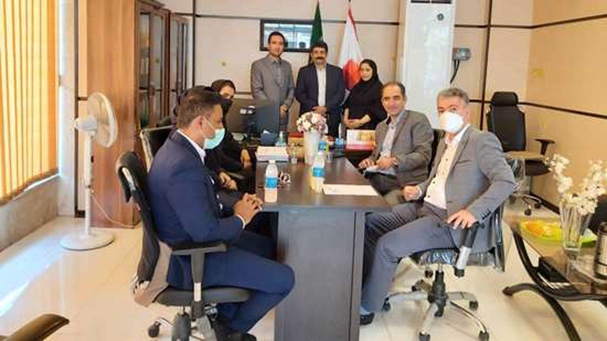 """سرپرست استان هرمزگان بیمه """"ما"""" معرفی شد"""