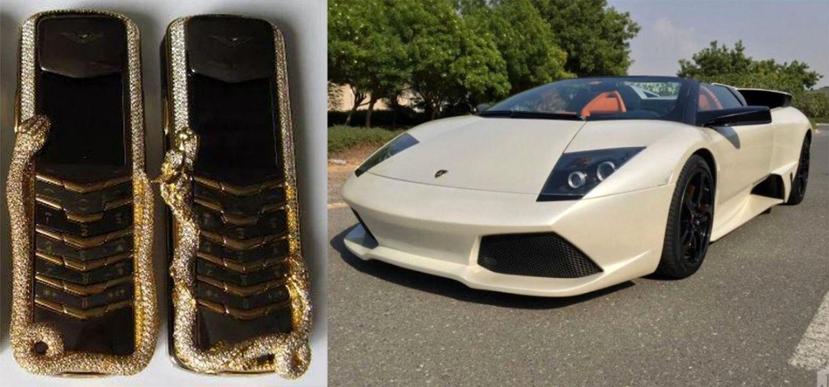 گوشیهایی که گرانتر از خودرو هستند + عکس و قیمت