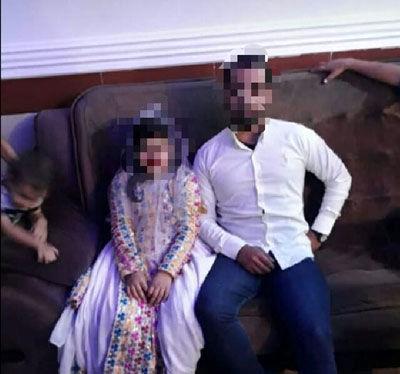 ماجرای عقد دختر 9 ساله با پسر 23 ساله چه بود ؟