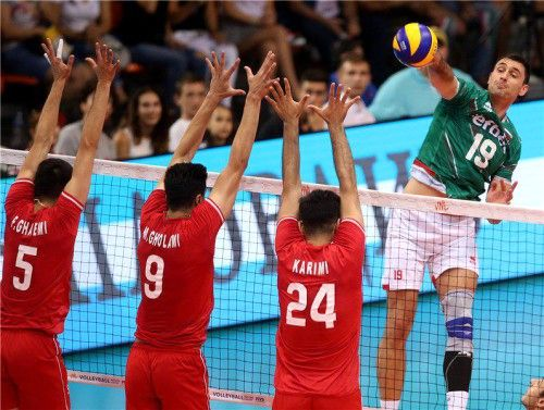 نتیجه دیدار والیبال ایران و لهستان
