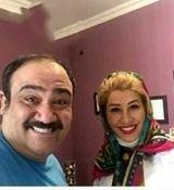 عکس لو رفته از مهران غفوریان و خانم دندان پزشک جنجالی + تصاویر