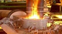 دستیابی به رکورد روزانۀ تولید ۲۱ ذوب در کورۀ قوس شمارۀ ۱ فولادسازی