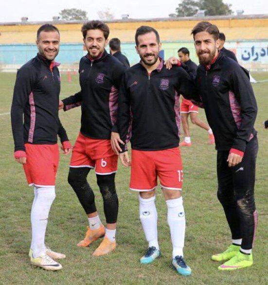 جلالی با تیمی کامل برابر استقلال تهران