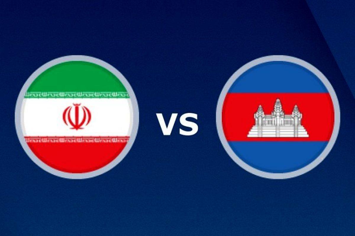 داور بازی ایران-کامبوج کیست؟