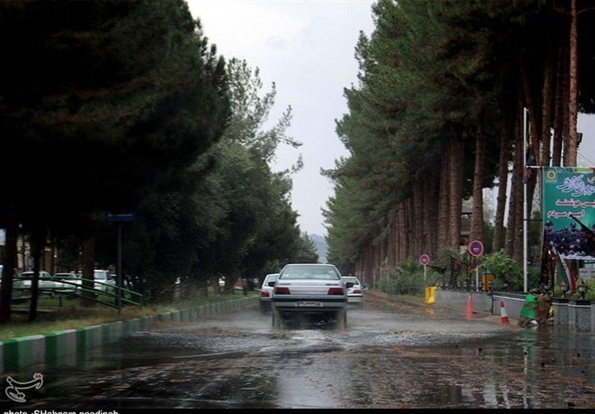 وضعیت هواشناسی ایران در فروردین ماه