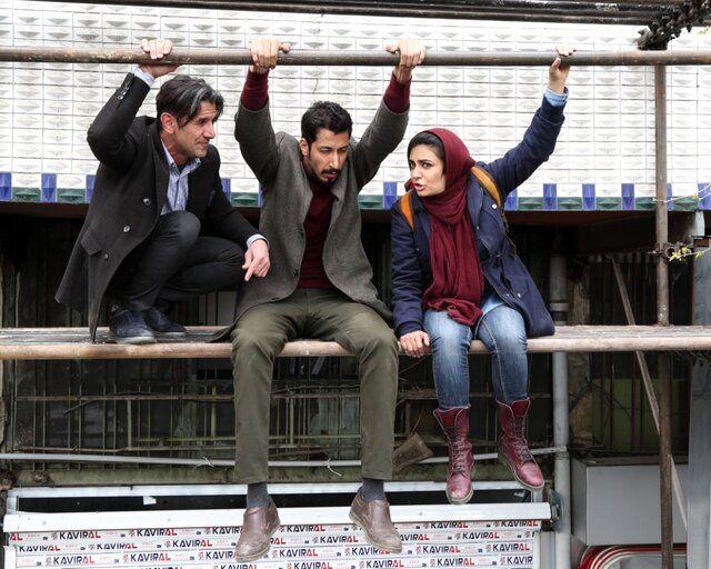 انتشار تیزر یک فیلم کمدی با بازی امین حیایی و بهرام افشاری - ایسنا