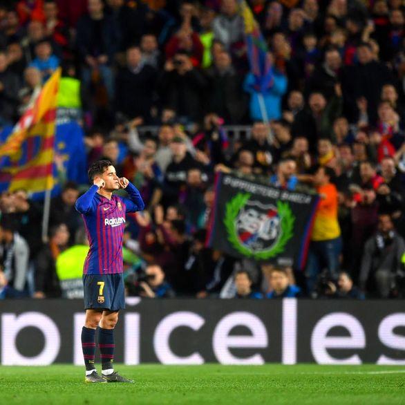 نتیجه بازی بارسلونا و منچستر یونایتد + خلاصه بازی