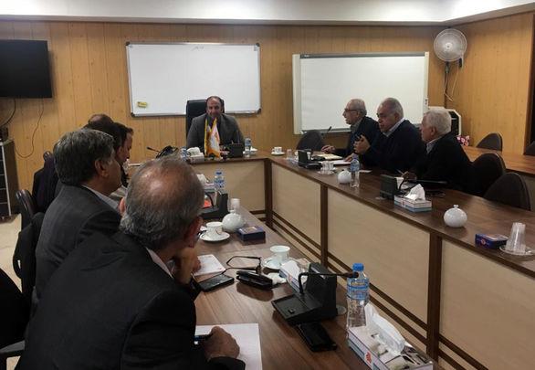 دیدار نماینده ویژه مدیرعامل سایپا با اعضای هیئت مدیره کانون نمایندگان