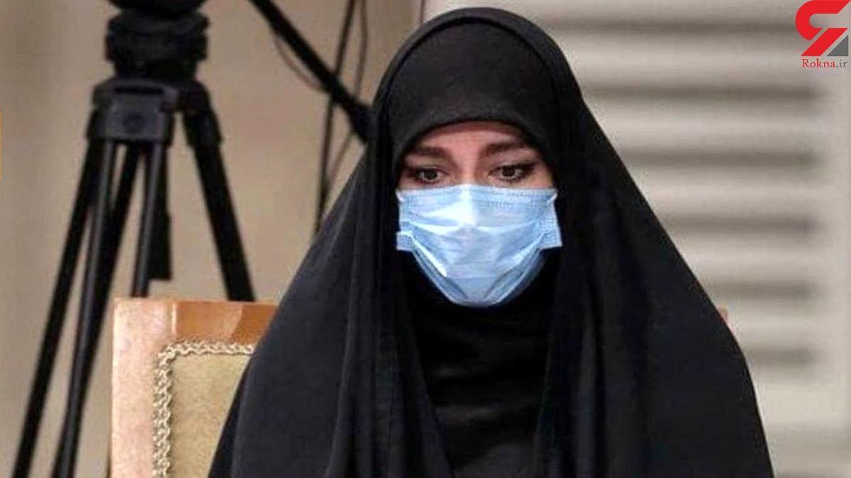 بیوگرافی نرجس سلیمانی دختر سردار سلیمانی + تصاویر