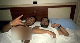 تصاویر جنجالی از ازدواج مجریان همجنس باز
