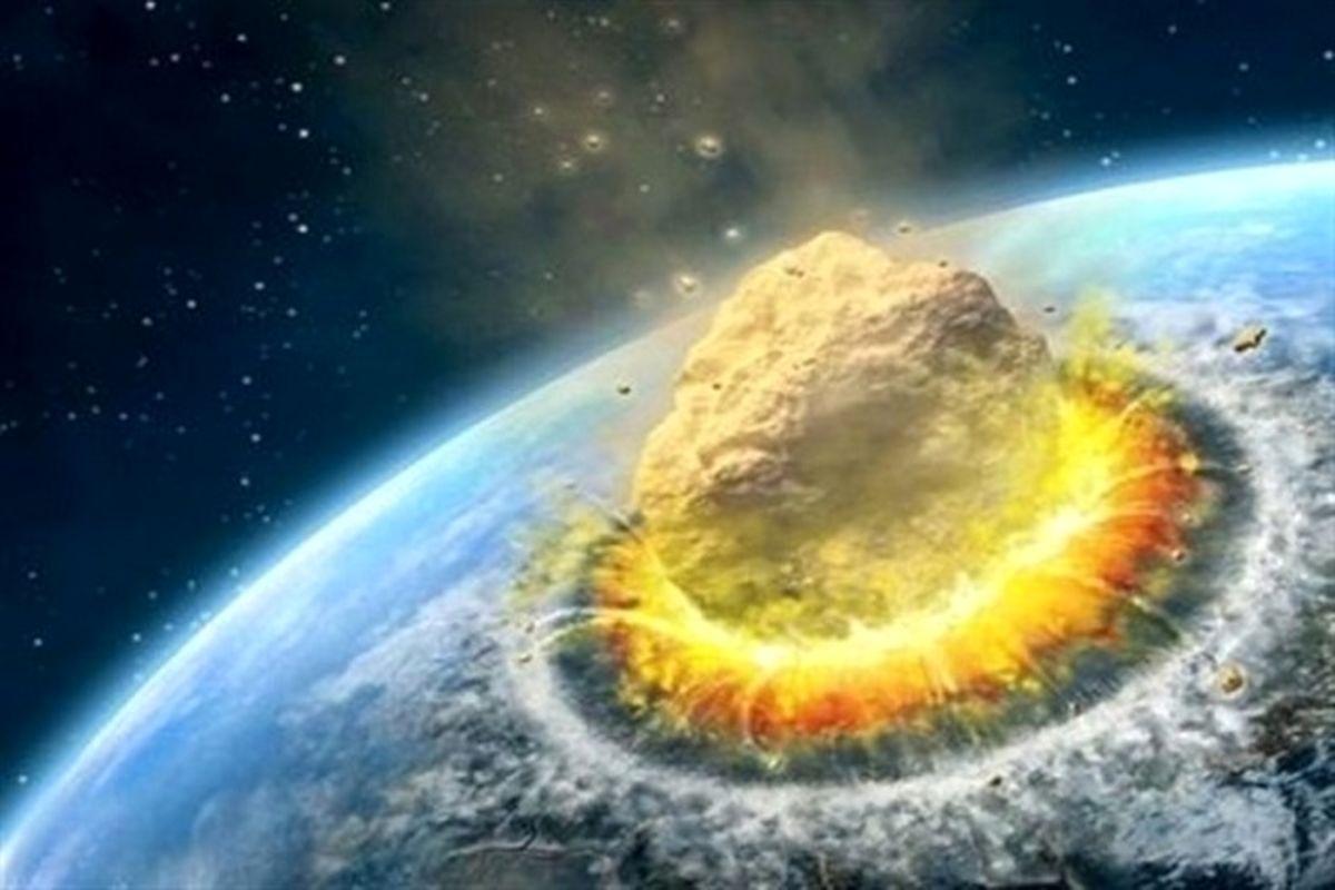 برخورد سیارک با زمین از نظر ناسا صحت دارد؟