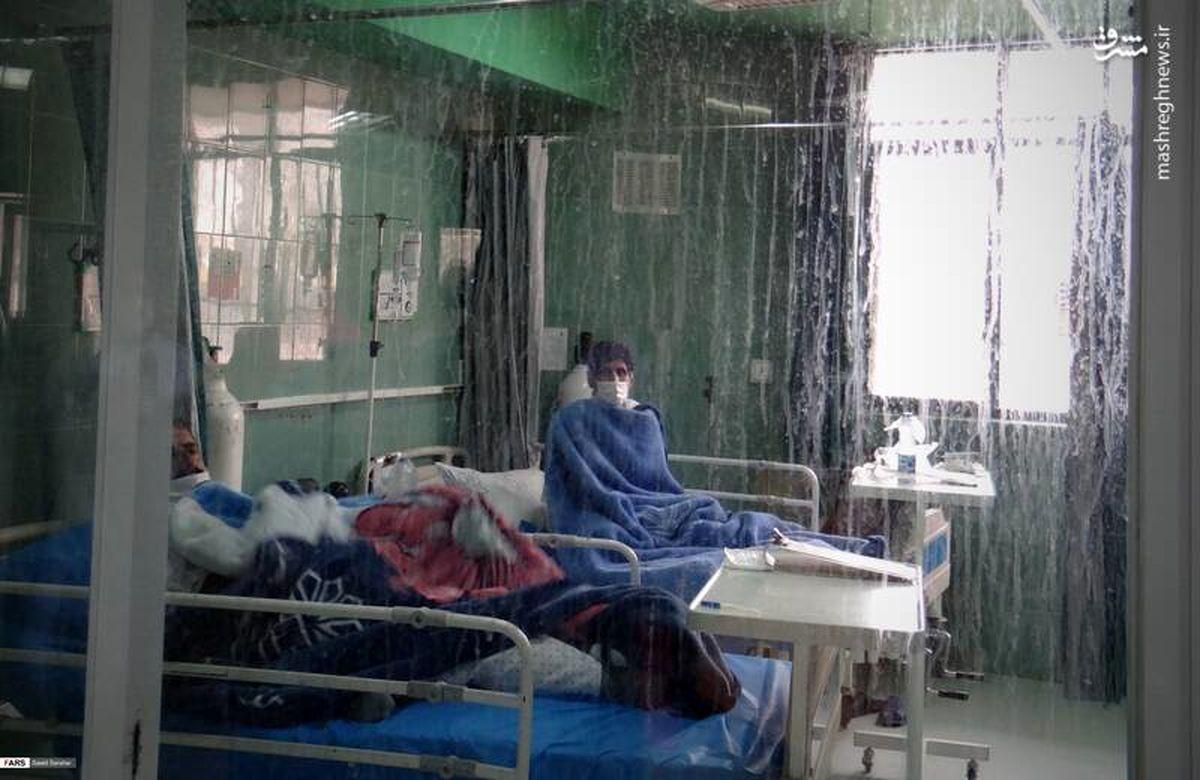 60 نفر از مسافران مرزی قرنطینه شدند