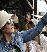 عکس لو رفته از سحر دولتشاهی ، همسر سابق رامبد جوان در تایلند + تصاویر و بیوگرافی