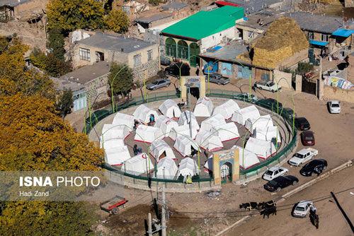اخرین وضعیت مناطق زلزله زده اذربایجان + جزئیات