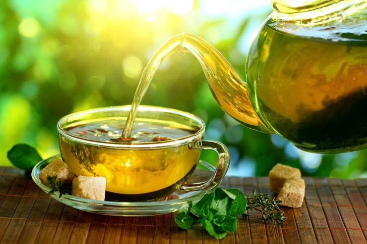 چای سبز را چه زمانی مصرف کنیم؟