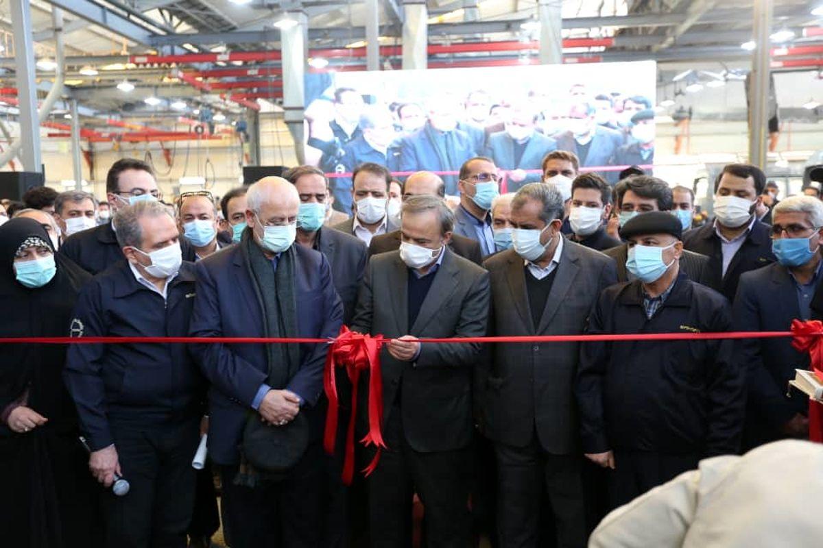 رونمایی از کامیون جدید ایرانی شیلر ۸ تن