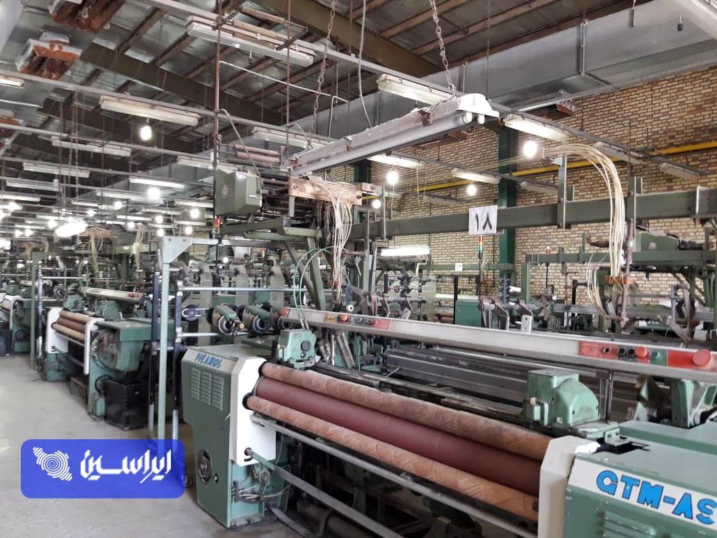 شرکت فاستونی اردستان با سرمایه گذاری ۱۱ میلیارد تومانی بعد از ۶ سال به چرخه تولید بر می گردد/ پارچه تولیدی قابل رقابت با ترکیه است
