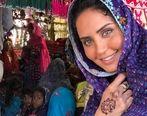 الناز شاکردوست| ویدیو جنجالی اش در مراسم عروسی+ فیلم و عکس