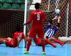 نتایج کامل هفته 21 لیگ فوتسال