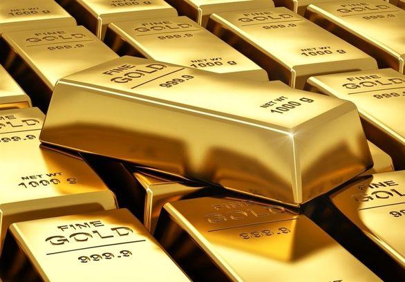 قیمت جهانی طلا امروز 98/09/06