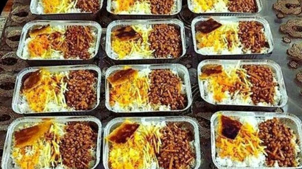ممنوعیت توزیع غذا در هیاتهای عزاداری