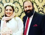 عکس دیده نشده از سومین سالگرد ازدواج نرگس محمدی + عکس جالب