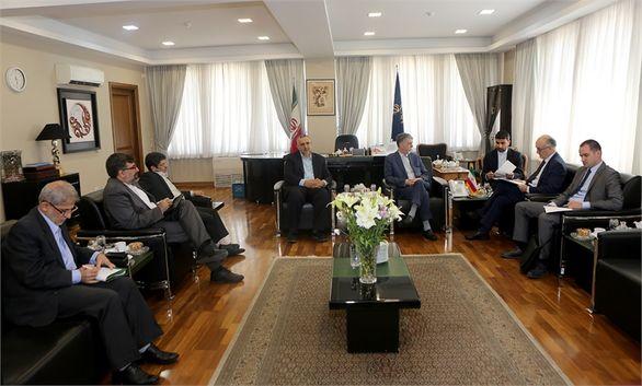 وزیر فرهنگ و ارشاد اسلامی با سفیر کرواسی در تهران دیدار کرد