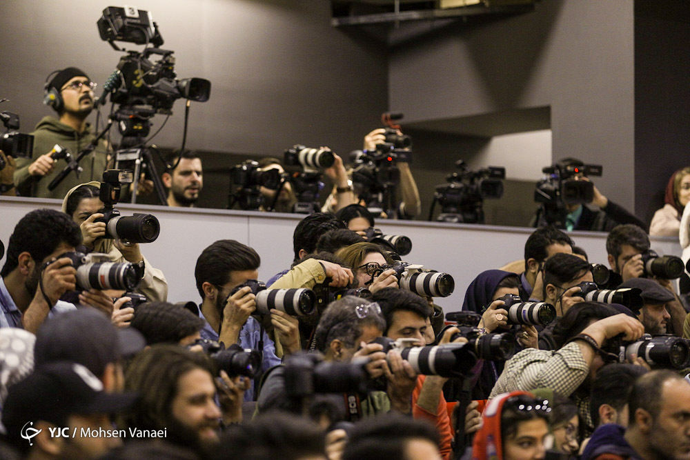 عکس های خاص و متفاوت از جشنواره فیلم فجر