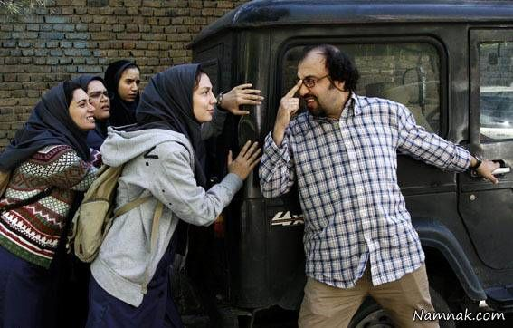 رضا عطاران و حدیث میرامینی