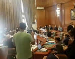 جر و بحث در شورای شهر تهران / هاشمی در برابر سالاری+ فیلم