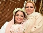 عکس های لو رفته از مراسم ازدواج نرگس محمدی و علی اوجی + تصاویر