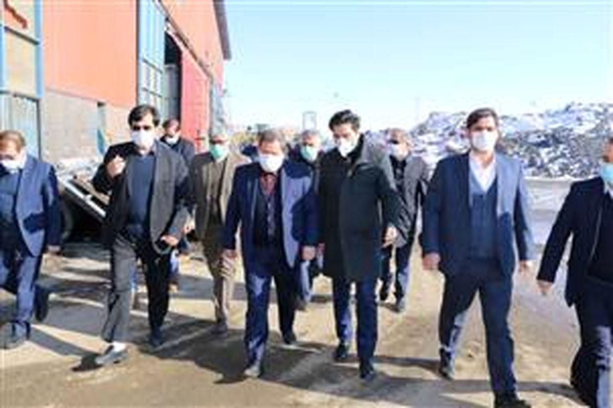 رسالت بانک صنعت و معدن حمایت همه جانبه از صنعتگران و معدنکاران است