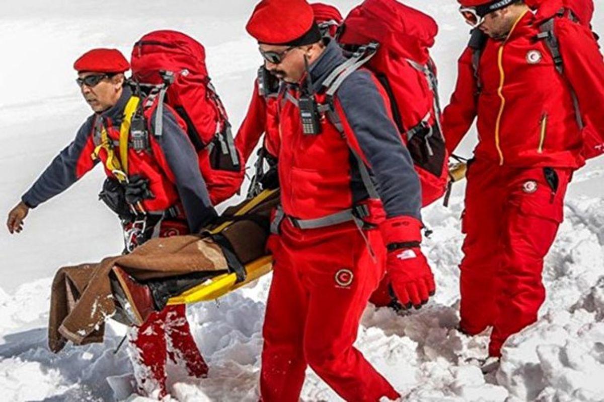 اسامی ۸ کوهنورد جانباخته در ارتفاعات شمال تهران
