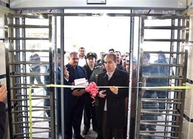 افتتاح شعبه دهگلان بانک قرض الحسنه مهر ایران در استان کردستان