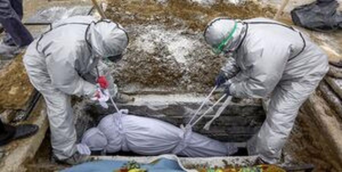 آمار متوفیان کرونا در تهران ۳ برابر شد