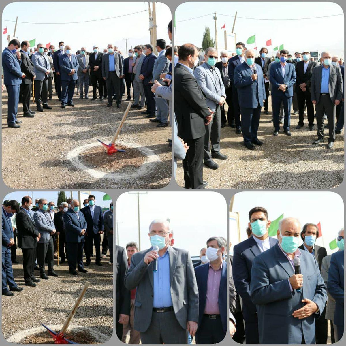 عملیات اجرایی ایجاد راه دسترسی به معادن بیتومین گیلانغرب آغاز شد