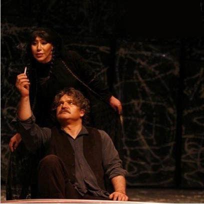 بازگشت دوباره مهدی سلطانی به صحنه تئاتر +عکس