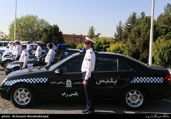 وضعیت ترافیکی جاده های ایران در ایام عید و کرونا