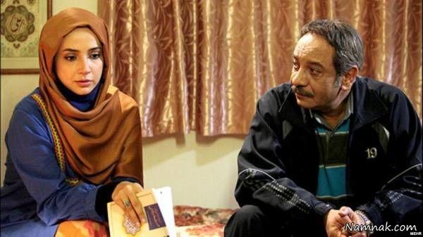 شبنم قلی خانی در سریال پنج کیلومتر