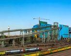افزایش 4 درصدی تولید کنسانتره آهن شرکت های بزرگ