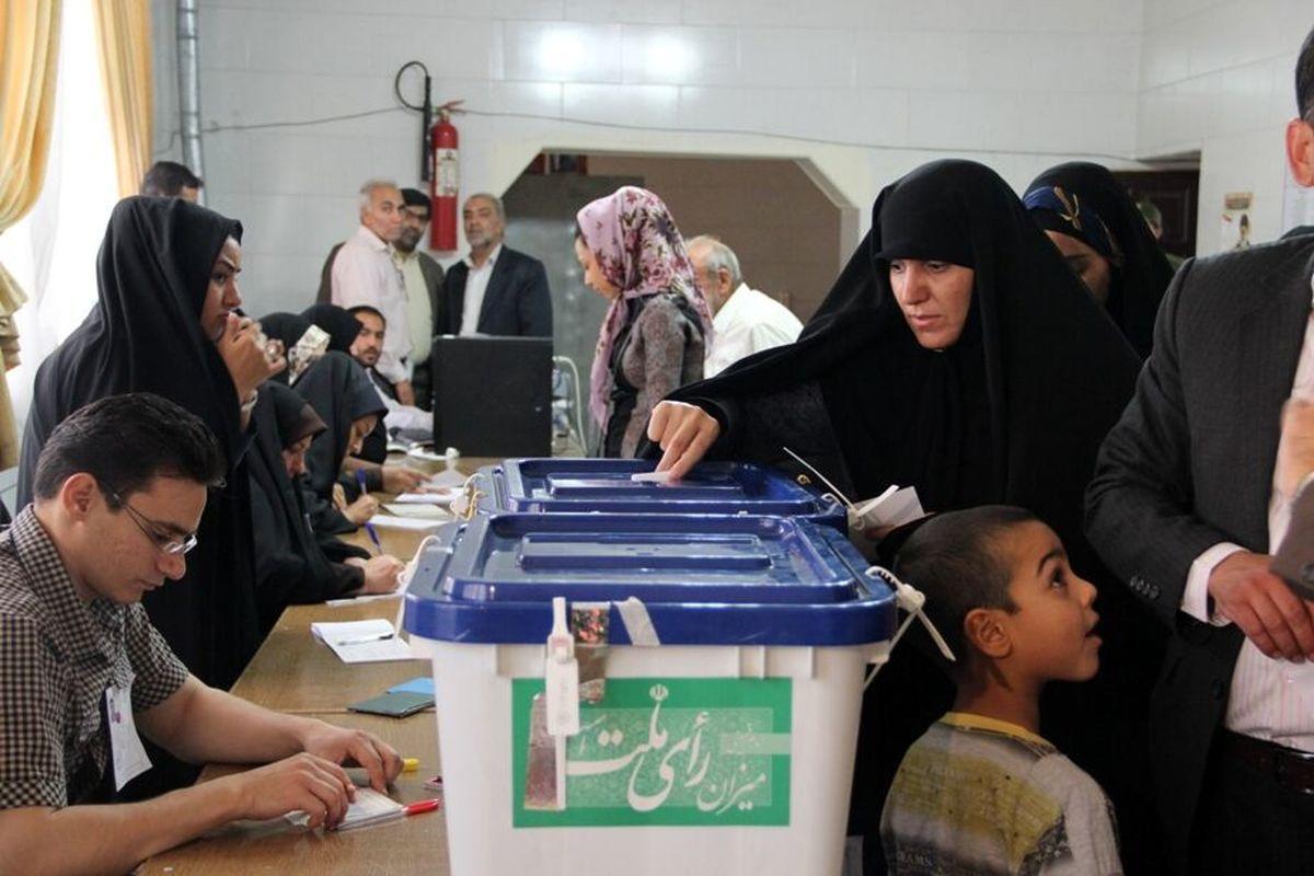 ثبت اثر انگشت در فرآیند رایگیری در اراک الزامی نیست