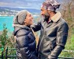 سمانه پاکدل | عکس جدید از سمانه پاکدل و همسرش در طبیعت + تصاویر