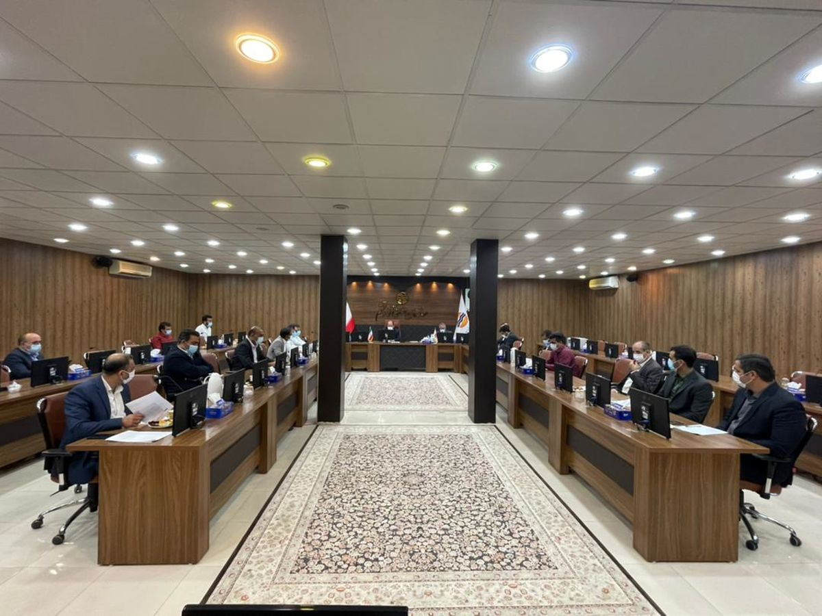 سومین نشست شورای ترافیک منطقه آزاد قشم درسال 1399