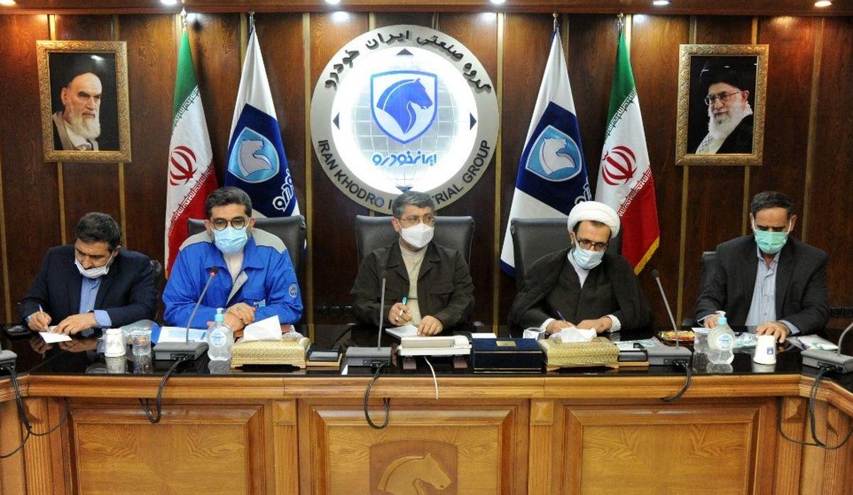 اتهام دپوی خودرو به ایران خودرو وارد نیست