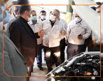 موضوع احتکار خودرو در گروه خودروسازی سایپا منتفی است