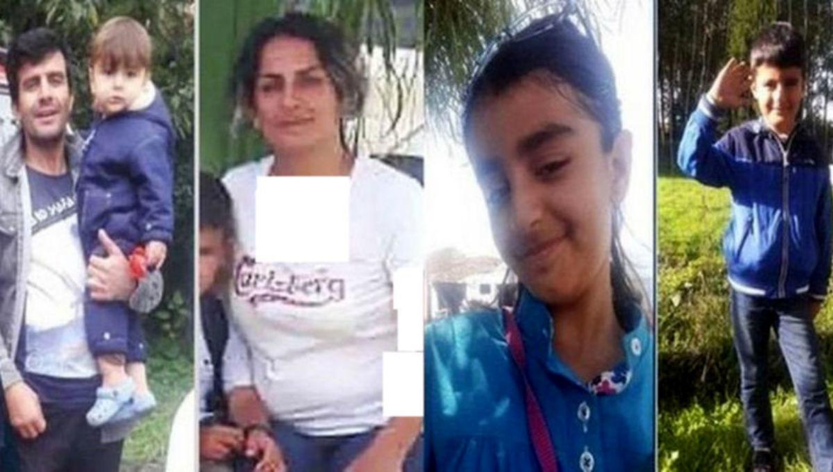 مرگ تلخ یک خانواده ایرانی با غرق شدن قایق مهاجران + جزئیات تلخ