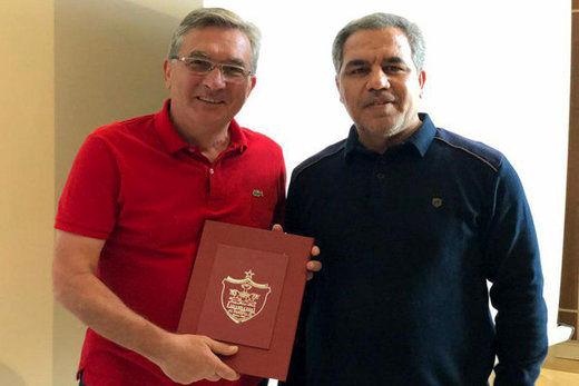 پشت پرده قرارداد برانکو با پرسپولیس