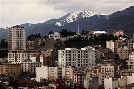 قیمت مسکن در پایتخت ۴۰ درصد رشد کرد